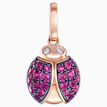 Just Myself Ladybug Pendant - Swarovski, 5506555