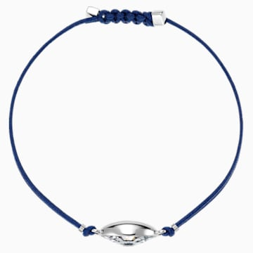 Pulsera Swarovski Power Collection Evil Eye, azul, acero inoxidable - Swarovski, 5506865