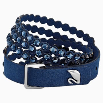 Braccialetto Swarovski Power Collection, blu - Swarovski, 5511697