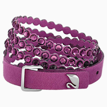 Braccialetto Swarovski Power Collection, viola - Swarovski, 5511699
