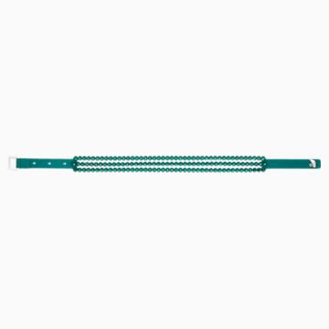 Bransoletka z kolekcji Swarovski Power, zielona - Swarovski, 5511700