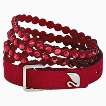 Bracelet Swarovski Power Collection, rouge clair - Swarovski, 5511701