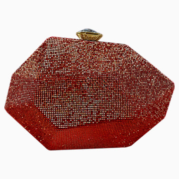 Bolso Marina, rojo - Swarovski, 5512790