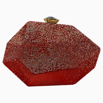 Marina 手袋, 紅色 - Swarovski, 5512790
