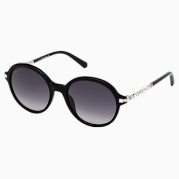 Sluneční brýle Swarovski, SK264 – 01B, černé - Swarovski, 5512851