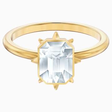 Conjunto de anillos Tarot Magic, multicolor, Baño en tono Oro - Swarovski, 5513247