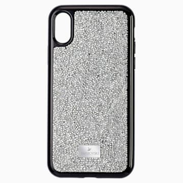 Glam Rock Smartphone Case, iPhone® XR - Swarovski, 5515015