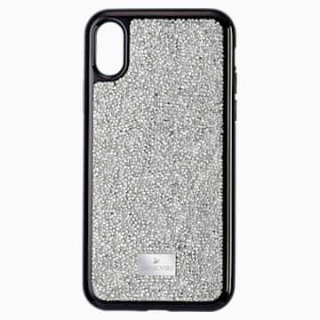 Pouzdro na chytrý telefon Glam Rock, iPhone® XR - Swarovski, 5515015