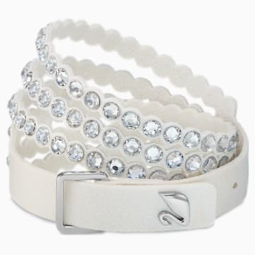 Náramek Swarovski Power Collection, Bílý - Swarovski, 5518697