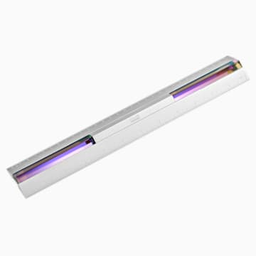Stationary Ruler, Silver tone - Swarovski, 5519691
