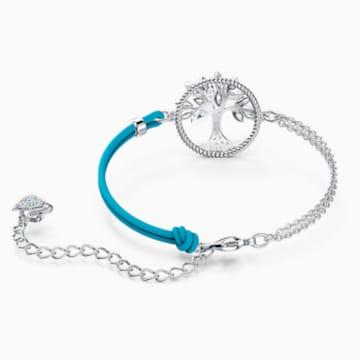 Swarovski Symbolic Tree of Life 蓝色手绳手链 - Swarovski, 5521494