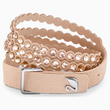 Swarovski Power Collection Slake Armband, rosa - Swarovski, 5523022