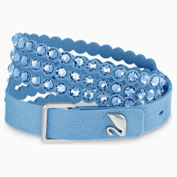Swarovski Power Collection Armband, blau - Swarovski, 5523043