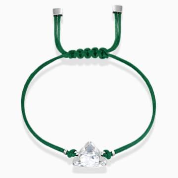 Braccialetto Swarovski Power Collection Buddha, verde, acciaio inossidabile - Swarovski, 5523173