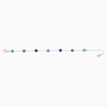 Bracelet Blow, multicolore, Métal rhodié - Swarovski, 5528200