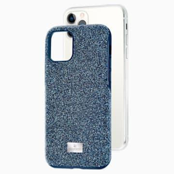 Husă pentru smartphone High, iPhone® 11 Pro, albastră - Swarovski, 5531145