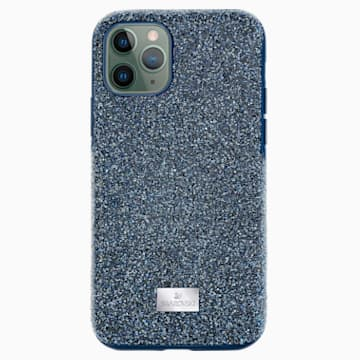 High Smartphone Case, iPhone® 11 Pro, Blue - Swarovski, 5531145
