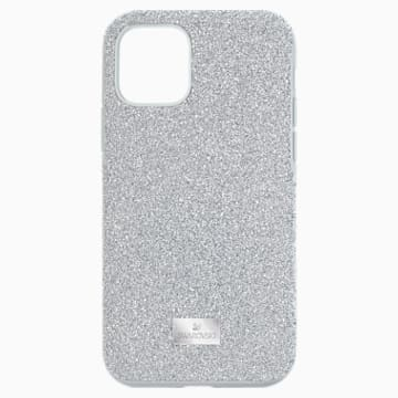 High Чехол для смартфона, iPhone® 11 Pro, Оттенок серебра - Swarovski, 5531146
