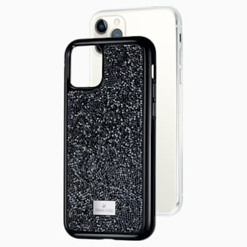 Glam Rock Smartphone Case, iPhone® 11 Pro, Black - Swarovski, 5531147