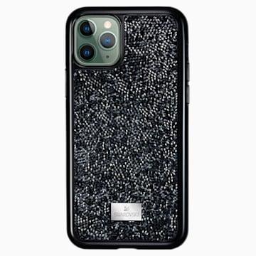 Custodia per smartphone Glam Rock, iPhone® 11 Pro, nero - Swarovski, 5531147