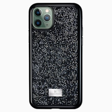 Glam Rock Smartphone 套, iPhone® 11 Pro, 黑色 - Swarovski, 5531147