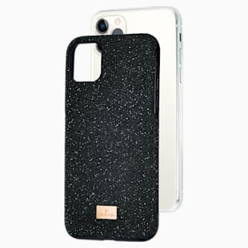 Custodia per smartphone High, iPhone® 11 Pro Max, nero - Swarovski, 5531150
