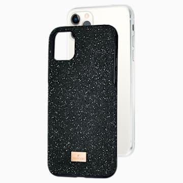 Husă pentru smartphone High, iPhone® 11 Pro Max, neagră - Swarovski, 5531150