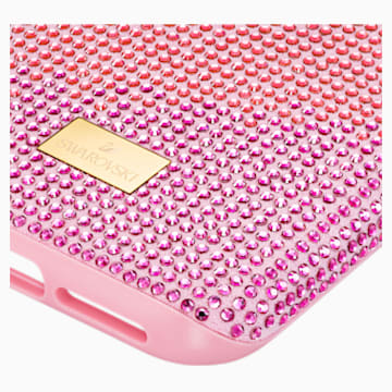 High Love Smartphone 套, iPhone® 11 Pro, 粉红色 - Swarovski, 5531151