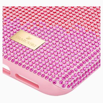 High Love okostelefon tok, iPhone® 11 Pro Max, rózsaszín - Swarovski, 5531152