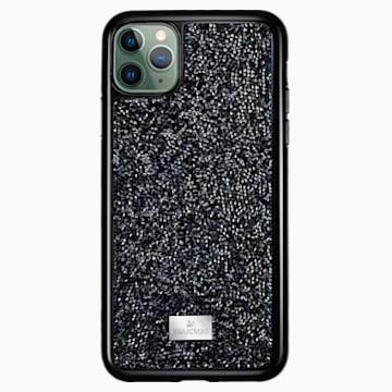 Glam Rock Smartphone Schutzhülle, iPhone® 11 Pro Max, schwarz - Swarovski, 5531153