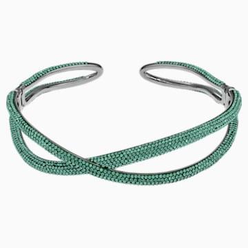 Tigris Halsband, grün, rutheniert - Swarovski, 5532477