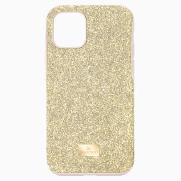 Funda para smartphone con protección rígida High, iPhone® 11 Pro, tono dorado - Swarovski, 5533961
