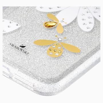 Custodia per smartphone con bordi protettivi Eternal Flower, iPhone® 11 Pro, multicolore chiaro - Swarovski, 5533968
