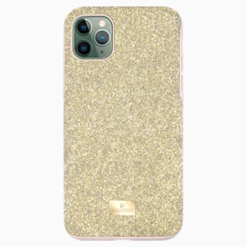 High 智能手机防震保护套, iPhone® 11 Pro Max, 金色 - Swarovski, 5533970