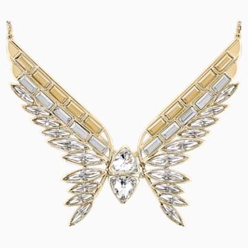 Wonder Woman Halskette, goldfarben, vergoldet - Swarovski, 5535586