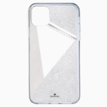 Subtle 智能手机防震保护套, iPhone® 11 Pro, 银色 - Swarovski, 5536847
