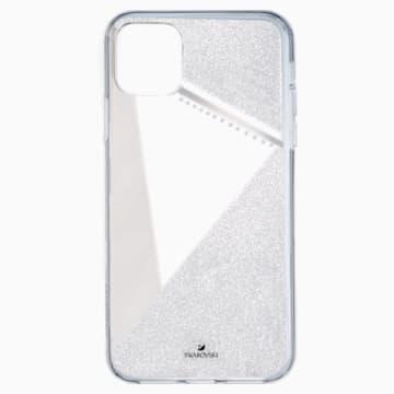 Subtle 智能手機防震保護套, iPhone® 11 Pro, 銀色 - Swarovski, 5536847