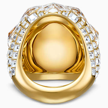 Tropical Ring, weiss, vergoldet - Swarovski, 5537809