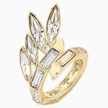 Wonder Woman 戒指, 金色, 鍍金色色調 - Swarovski, 5538418