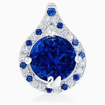 18K WG Freshness Dew Pendant (Royal Blue) - Swarovski, 5538900