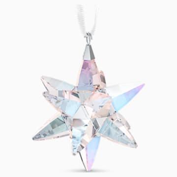 星星挂饰, Shimmer, 中 - Swarovski, 5545450