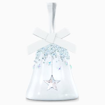 Ornament clopoțel, stea, mic - Swarovski, 5545500