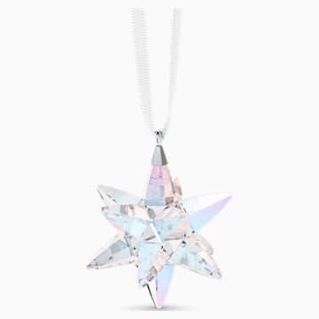 Ornament stea, strălucitor, mic - Swarovski, 5551837