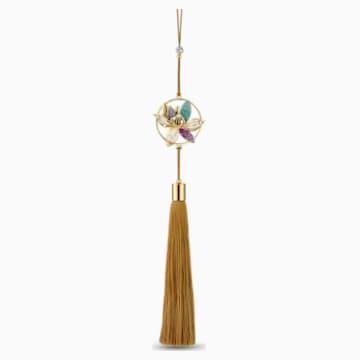 一團和氣:木蘭花掛飾 - Swarovski, 5554659