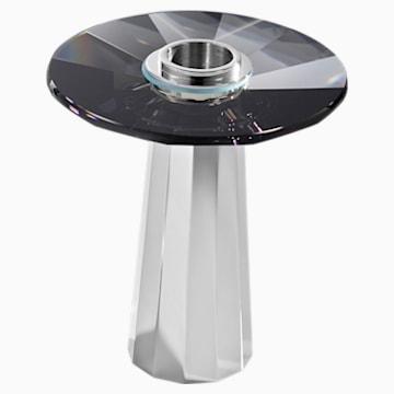 Plinth Kerzenhalter, klein, schwarz - Swarovski, 5554687