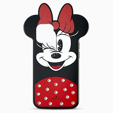 Minnie Smartphone 套, iPhone® 12/12 Pro, 流光溢彩 - Swarovski, 5556212