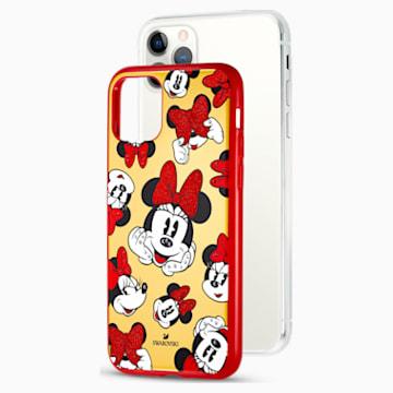 Minnie Smartphone Case with Bumper, iPhone® 11 Pro, Multicolored - Swarovski, 5556531