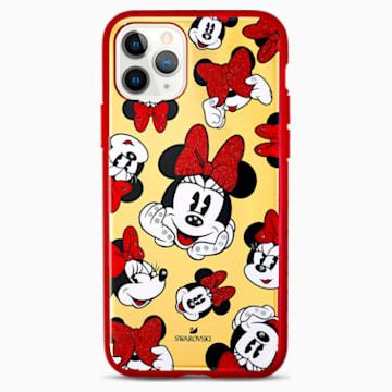 Minnie-smartphone-hoesje met bumper, iPhone® 11 Pro, Meerkleurig - Swarovski, 5556531