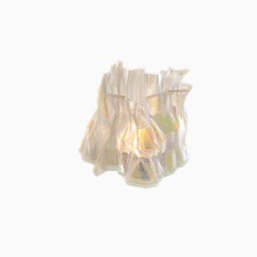 Arctic Tea Light Holder, Aurora Borealis - Swarovski, 5558398