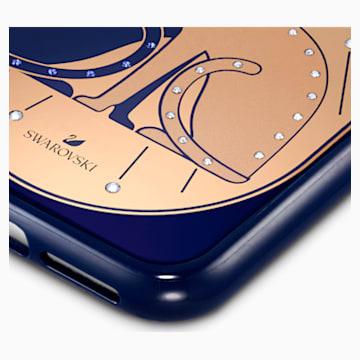 Theatrical Cat Smartphone Schutzhülle mit Stoßschutz, iPhone® 11 Pro - Swarovski, 5558999